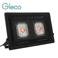 LED Grow Light 50W 100W Full Spectrum IP67 Waterproof for Indoor Greenhouse Flowers Vegs Plant Growing Lamp COB Floodlight