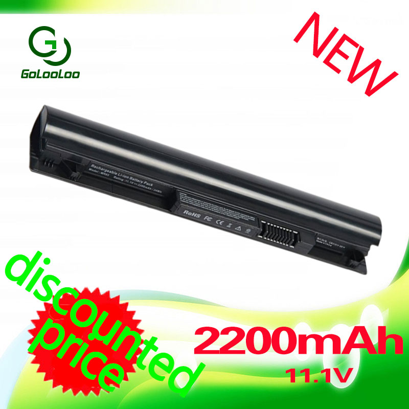 Golooloo 3Cell <font><b>2200MaH</b></font> Laptop <font><b>Battery</b></font> for HP MR03 HSTNN-IB5T 740005-121 740722-001 for HP Pavilion 10 TouchSmart Series image