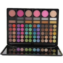 60 Colors Eye Shadow Plate12 Colors Smoked Makeup 3 Color Blush 3 Color Powder Concealer Repair capacity combination Make-up.