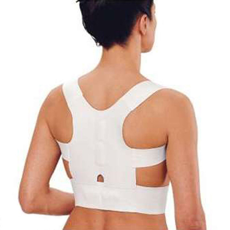 Men's Women's Magnetic Back Posture Corrector Shoulder Support Brace Back Support Orthopedic Corset Back Corrector AFT-B001 2