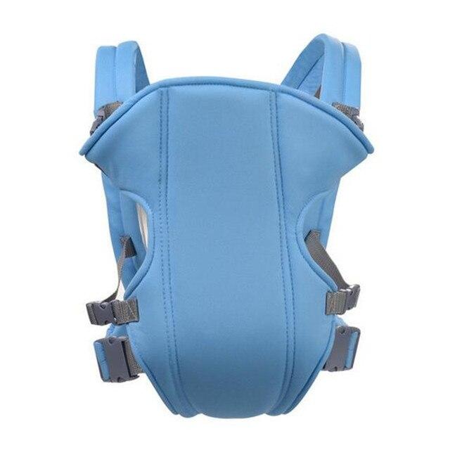 Бесплатная доставка! 3 - 16 месяцев многофункциональный 3-фронтальная кенгуру ребенок комфортно слинг рюкзак мешок обертывание ребенка кенгуру