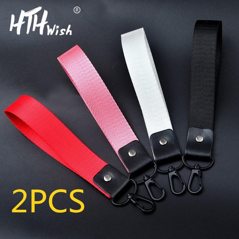 Cute Lanyard Neck Strap For Keys ID Card Mobile Phone Straps Neck Strap For Huawei USB Badge Holder DIY Neck Strap Hang Rope