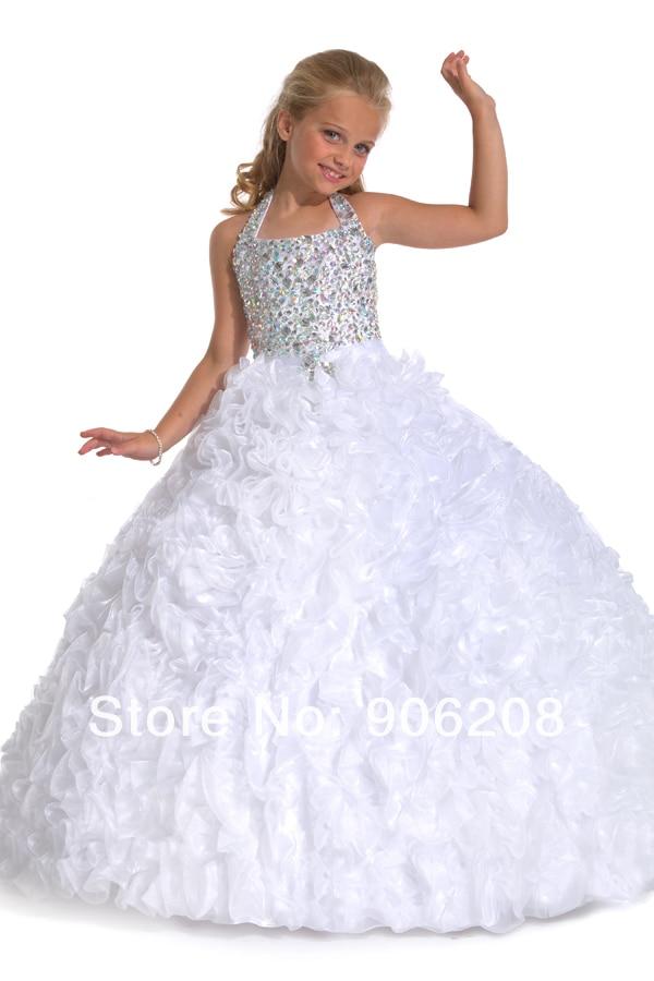 Model de robe pour petite fille