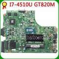 KEFU Dell 3542 insprion 15-3542 デル 3442 3543 3443 5749 マザーボード 13269 から 1 PWB FX3MC REV a00 マザーボード I7-4510u