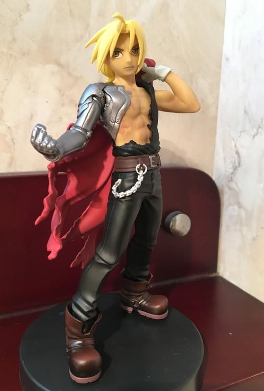 1/8 Japanese Original Anime Figure Fullmetal Alchemist Edward Elric Action Figure Collectible Model Toys For Boys