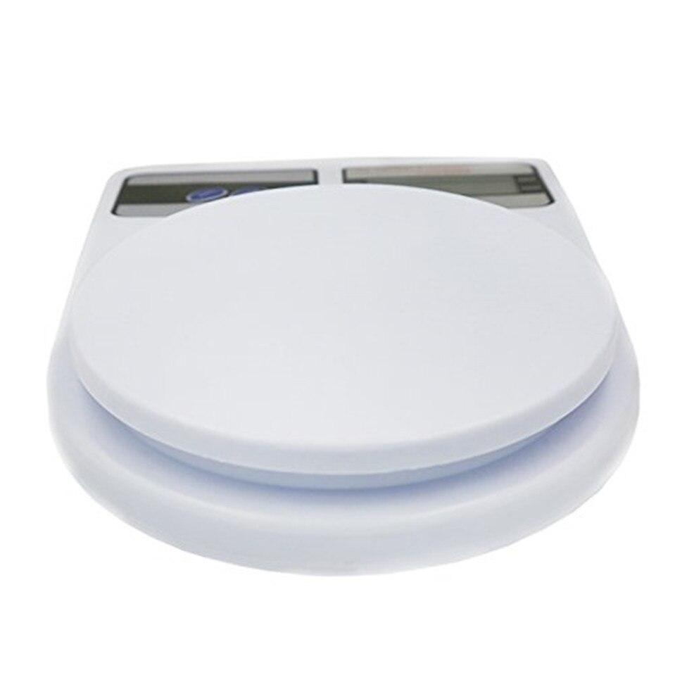 Кухонные весы, цифровые пищевые весы, высокоточные кухонные электронные весы, 10 кг x 1 г SF400-4