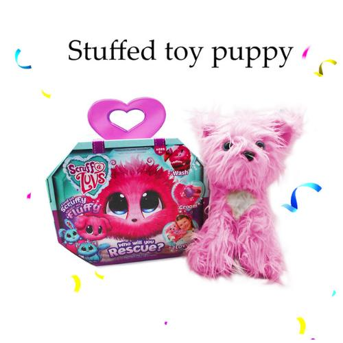 Scruff-a-Luvs Plushes Mystery Rescue Stuffed plush Stuffed plush toy Animal Toy Little Live Pet Toys for Children New Year 2A029