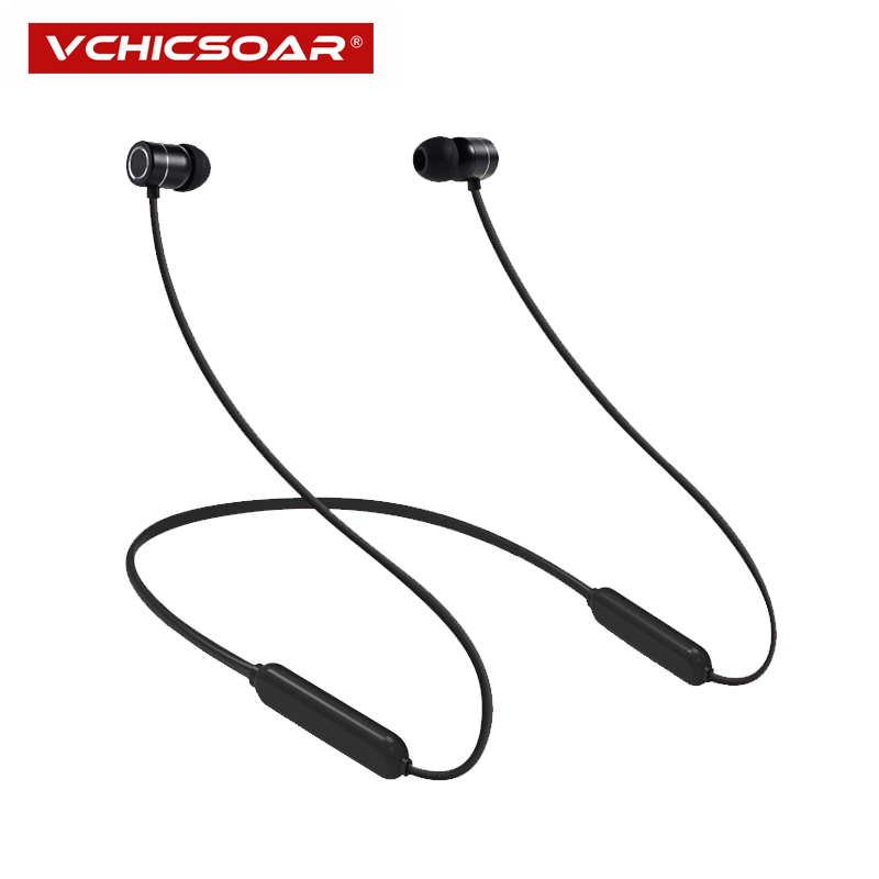 Vchicsoar Bluetooth Earphone Wireless headphones IPX5 Waterproof Stereo Sports Bluetooth 4.2 Earphones Headset for phone xiaomi цена 2017