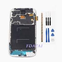 삼성 갤럭시 S4 i9506 프레임 터치 스크린 휴대 전화 디지