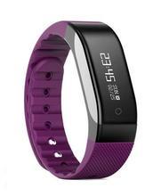 Смарт-браслеты SMA Часы Heart Rate Мониторы Bluetooth Android OLED Экран SmartBand браслет шагомер Фитнес SmartBand