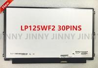 Trasporto Libero LP125WF2 SPB3 Edp 30 Pin Led Lcd Screen Display Pannello Ips Led 1920 1080