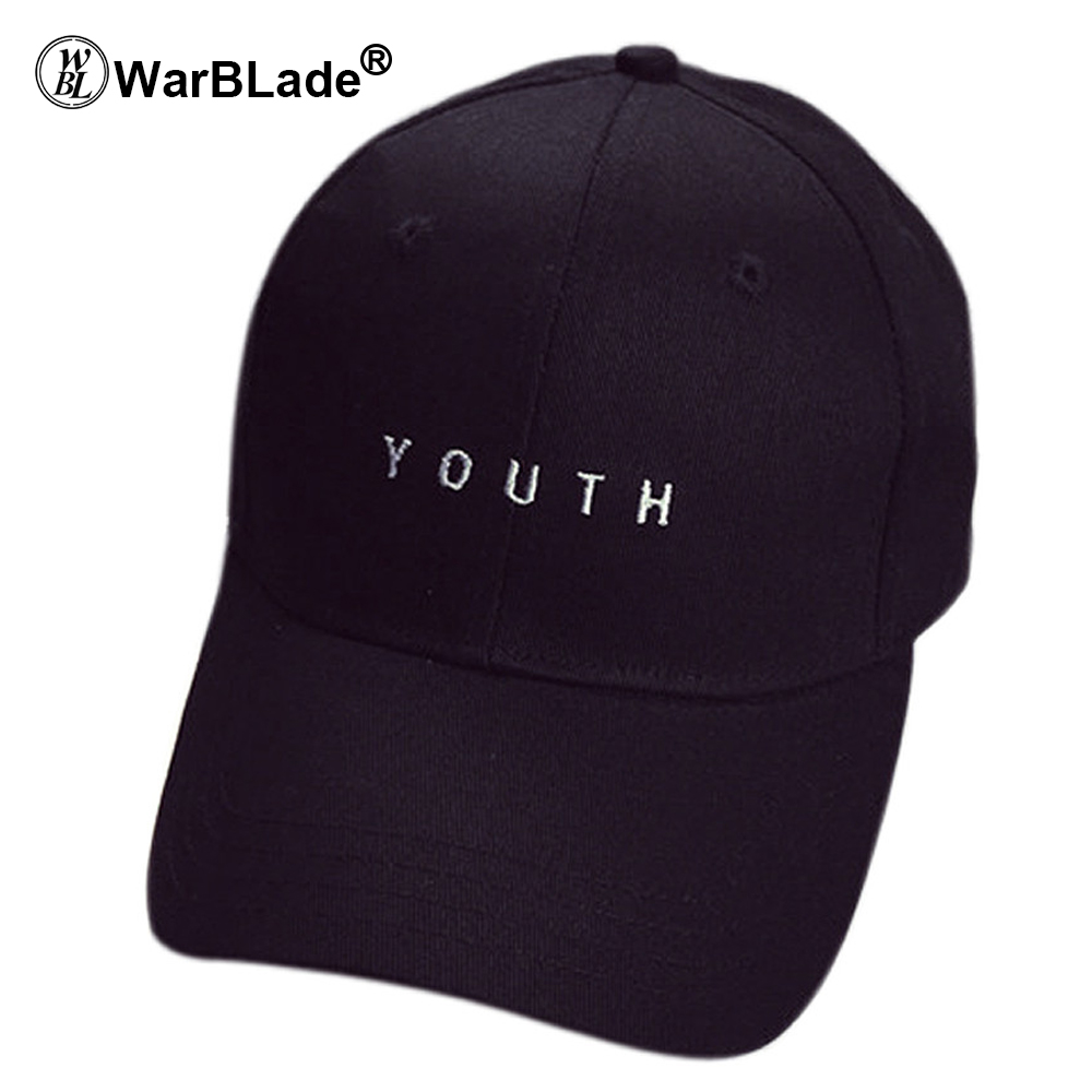 eacc1372848 Aliexpress.com   Buy Youth Letter Embroidered Caps Lover Men Women Baseball  Cap Snapback Hat Black White Sunhat Gorras Valentine s Day Hombre Mujer  from ...