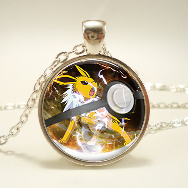 Pokemon Vaporeon Necklace