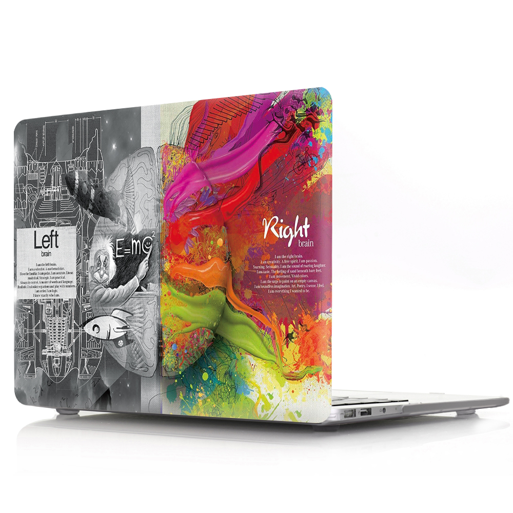Brain Painting Case for MacBook 152