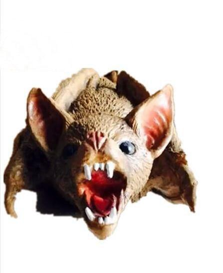 Front Masque Chauve-souris bat Latex Masque Halloween Horreur Masque 126048813