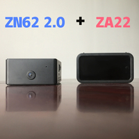 Wifi Night Vision Camera Set ZN62 With ZA22 Invisible Infrared LED Wireless Camera Real Time View