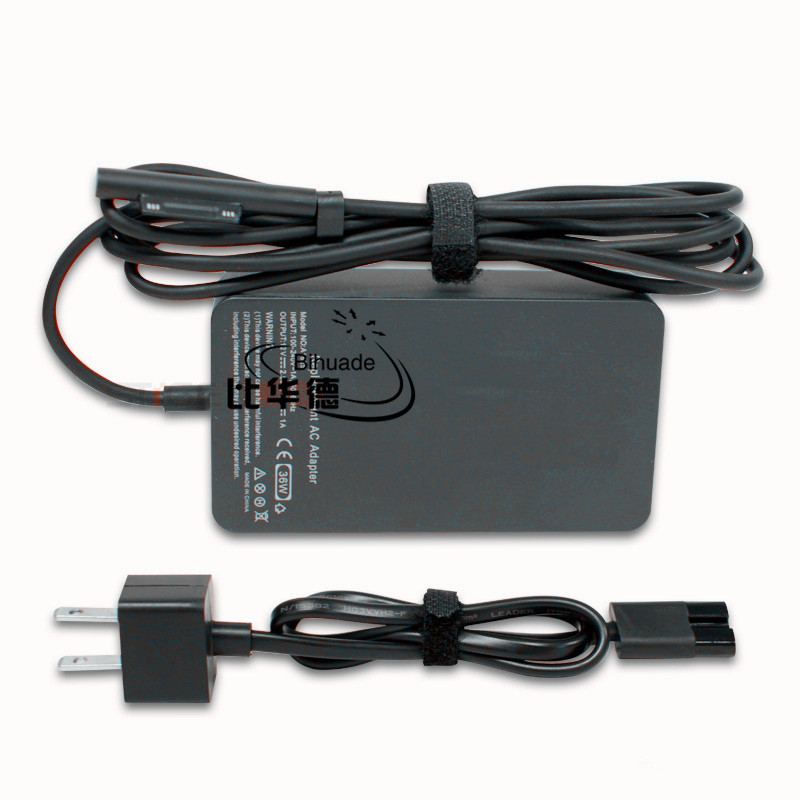 Power-Charger-Adapter Microsoft Surface-Pro 12v 2.58a 3-Tablet 36W For 3-tablet/High-copy/Official