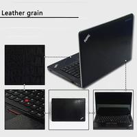 Customized Laptop Sticker PVC Skins For Thinkpad S5 Yoga E520 T430U T430 X131E T540P L440 11e