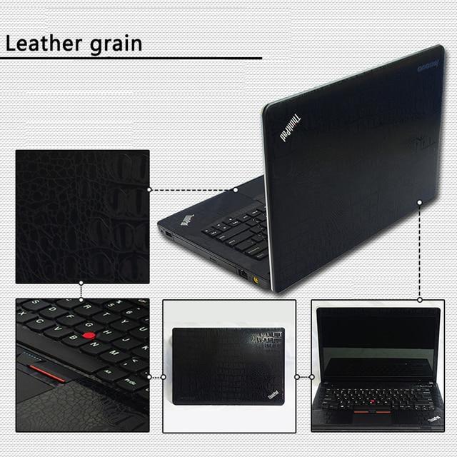 Индивидуальные ноутбук Стикеры ПВХ скины для Thinkpad s5 yoga/E520/T430U/T430/X131E/T540P/L440/11e/X121E/Легкообрабатываемые Тетрадь случае