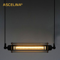 Pendant Light Loft Lamp industrial lighting Vintage pendant lamp vintage Lamp light Retro Adjustable Light Fixtures bar coffee