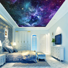 beibehang Custom fashion classic wallpaper abstract colorful spiral radiant ceiling zenith papel de parede 3d