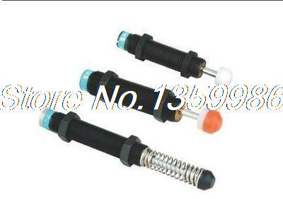 1pcs AC2580 M25x1.5 Pneumatic Hydraulic Shock Absorber Damper 80mm stroke бодибар px sport bc213 2кг