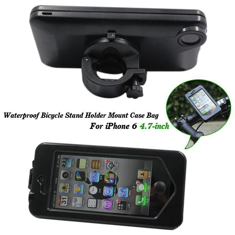 Bike Bicycle Handlebar Mounts Holder Stand Bag Case Cover Pouch ...
