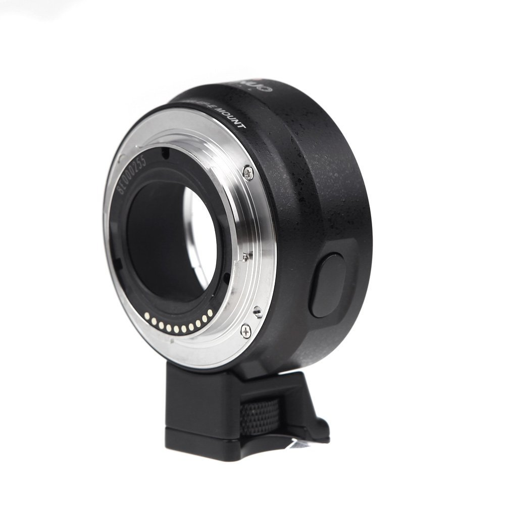 YONGNUO Auto focus font b Smart b font Mount Adapter EF NEX for Canon EF to