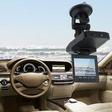 """Venta caliente Del Coche DVR Grabador de Cámara Auto 6 LED HD 1080 P Visión Nocturna Por Infrarrojos de Visión Nocturna Universal 2.5 """"Pantalla LCD Car Styling"""