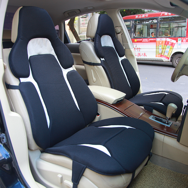 Car seat cover Breathable auto seat pad for universal vehicle