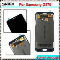 Sinbeda AAAA LCD For Samsung Galaxy J5 Prime G570 G570F G570K G570S LCD Display Touch Screen