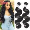 GEM BEAUTY SUPPLY Peruvian Virgin Hair Body Wave 4 Bundles 7A Peerless Virgin Hair Peruvian Body Wave Human Hair Wet And Wave 1B