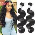 JOYA de BELLEZA Peruana Virgin Hair Body Wave 4 Bundles 7A Peerless Pelo Virginal Peruano Onda Del Cuerpo Humano Pelo Mojado Y la Onda 1B