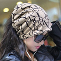 7001 2016 Novo Inverno Skullies & Gorros Chapéus Para Mulheres dos homens outono Dois Uso Chapéu Hop Cap 4 Cores 1 pcs Livre grátis