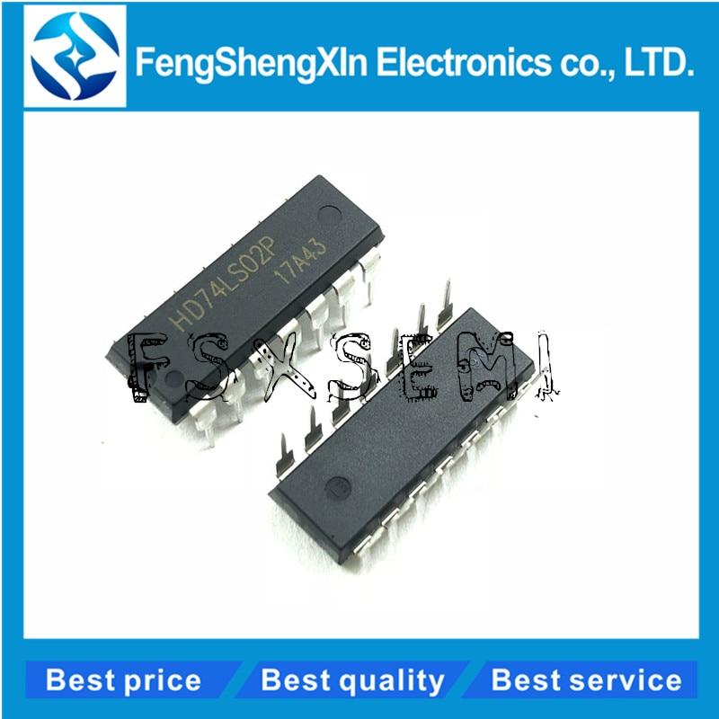 10 adet/grup HD74LS02P DIP-14 HD74LS02 74LS02 SN74LS02N Quad 2-input NOR Gate IC10 adet/grup HD74LS02P DIP-14 HD74LS02 74LS02 SN74LS02N Quad 2-input NOR Gate IC