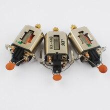 3 шт. RX-44 6-12 в 7000-9000 об/мин Игрушечная модель беспроводной пульт дистанционного управления микро dc мотор