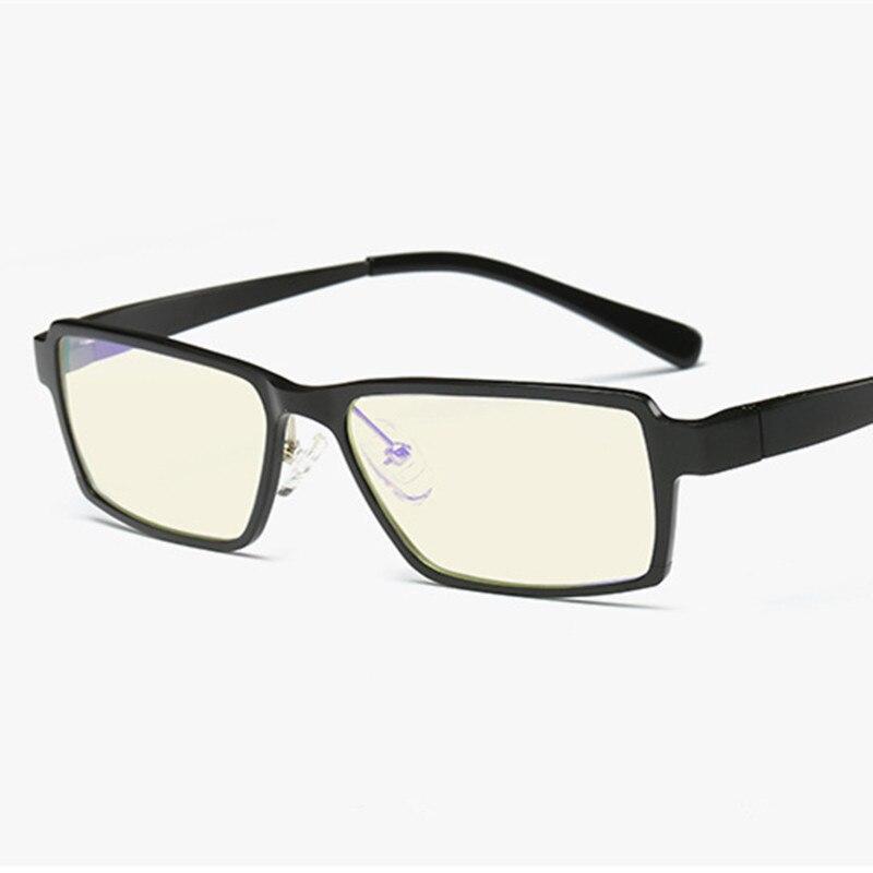 Glasses Frames 2017 Style : 2017 New Arrival Men Style Full rim Aliuminum Eye Glasses ...
