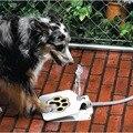 ПЭТ фонтан Автоматическая бутылочка для подачи воды в Поильник для Собак Открытый питомец активированный питьевой воды фонтан шланг шаг сп...