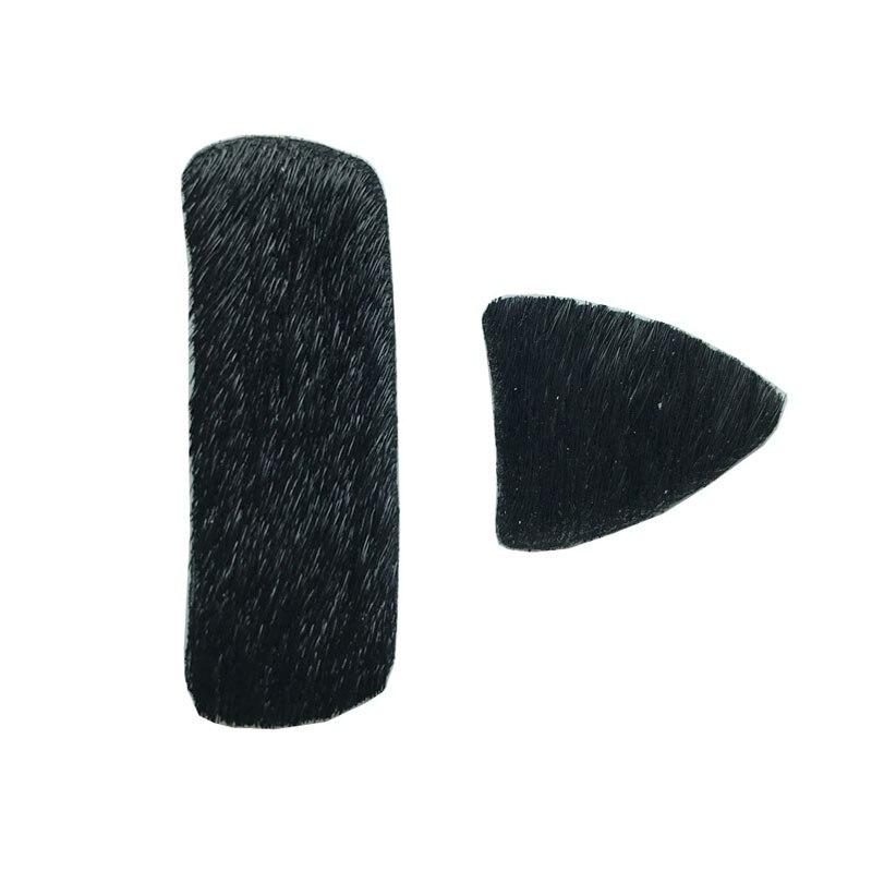 1set Tiro con arco Flecha Resto Arco recurvo Silencioso Placa Flecha - Caza - foto 3