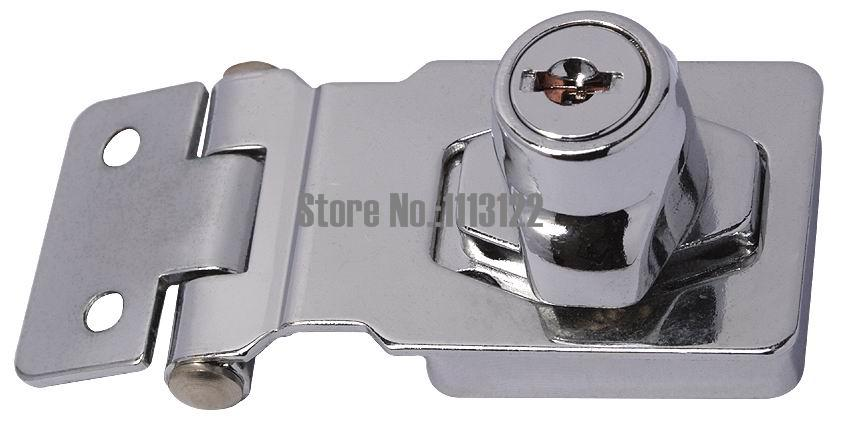 Hasp Lock With Key T Locks With Twist Knob Closet Door