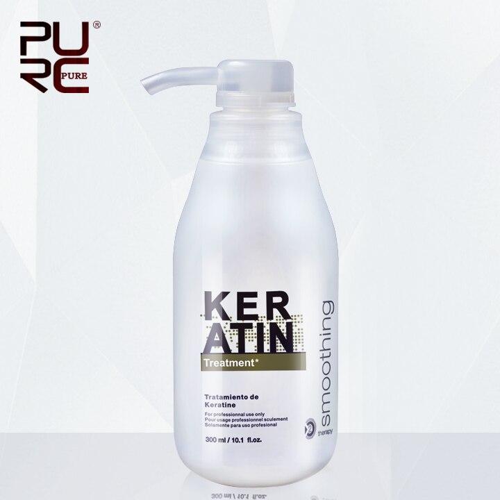 New 5% Keratin Straightening Hair Product Brazilian Hot Sale  Keratin Keratin For Hair Care Free Shipping 300ml 3.28 Sale