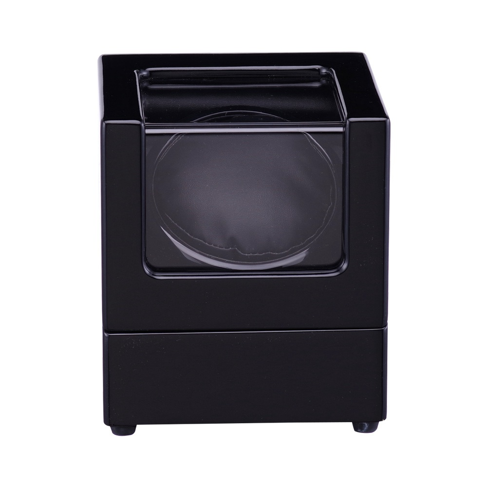 Watch Winder ,LT Wooden Automatic Rotation 1+0 Storage Case Display Box The new box(outside is black)2018 New style цены онлайн