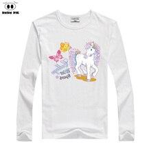 Девушки футболка детские мальчик девочка одежда с длинным рукавом футболки мальчики девочки топы одежда детская одежда для a boy тройники футболку