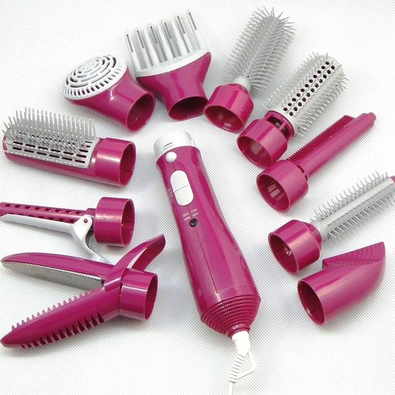 10In1 Multifunction Hair Dryer