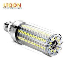 [LTOON]E27 Corn Bulb 50W 35W 25W LED Lamp 110V 220V Aluminum Ampoule For Outdoor Square Playground Warehouse Lighting