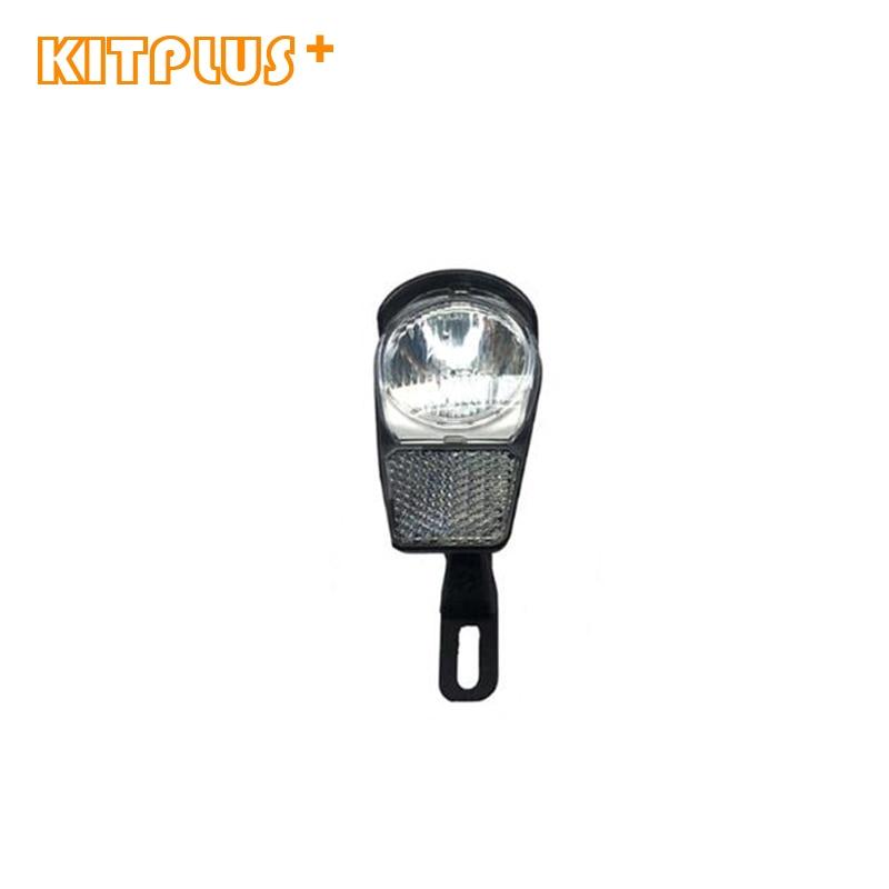 6V Headlight Ebike Kit Head Light 6 Volts for BAFANG Mid Drive Motor BBS01,BBS02,BBS03 BBSHD