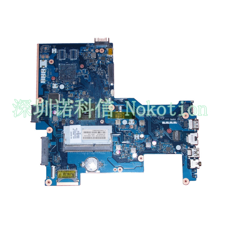 все цены на NOKOTION 750633-501 For HP 15-H 15-G series Laptop Motherboard ZS051 LA-A996P REV 1.0 750633-001 mainboard онлайн