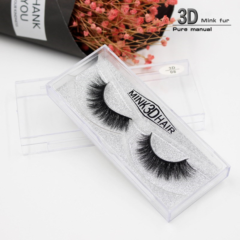 1 pair pure manual false eyelashes fake lashes 3d mink hair handmade rh aliexpress com mini manual for the holy spirit
