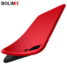 Luxury Back Matte Soft Tpu Silicon Case for iPhone