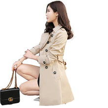 Winter Coat Women 2019 New Arrival 5XL 4XL 3XL Plus Sizes Korean Fashion Clothing Women Spring Coat